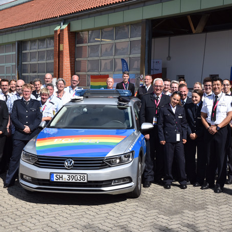 German Police Academy hosts LGBTI Conference