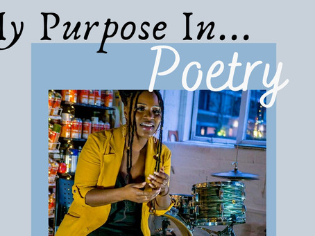 My Purpose In Poetry