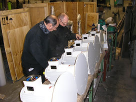 Fabrication de sirenes electromecaniques de forte puissance. Alerte aux opulations en cas de danger. Securite civile.