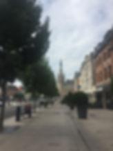 Tourcoing Place, Sirènes Pakita, France/USA
