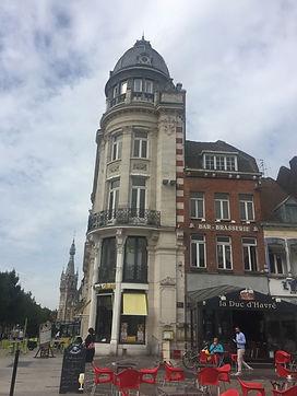Pakita Sirens, Moteurs Fox, Tourcoing, France/USA