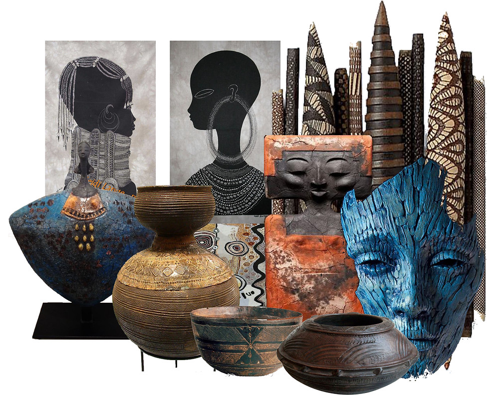 Contemporary Tribal Art | By Jessica Lightbody