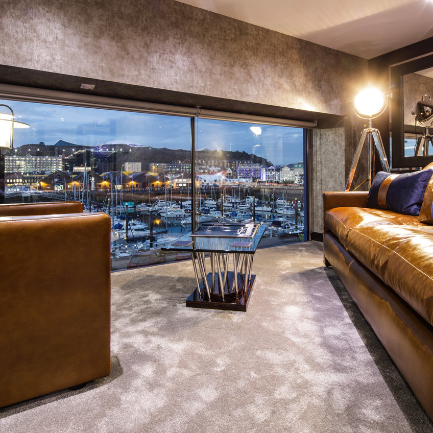 Commercial interiors jersey channel islands