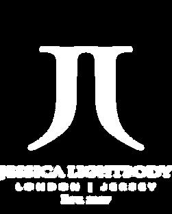 Jessica Lightbody interior designers jersey _ Logo_white