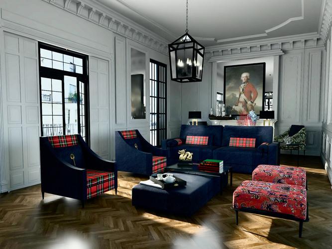 Period property interior design by jessi