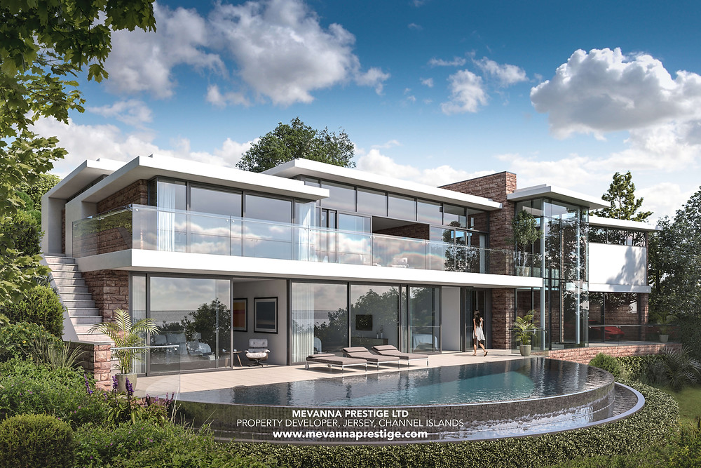High-End Residential Properties, JerseyCI