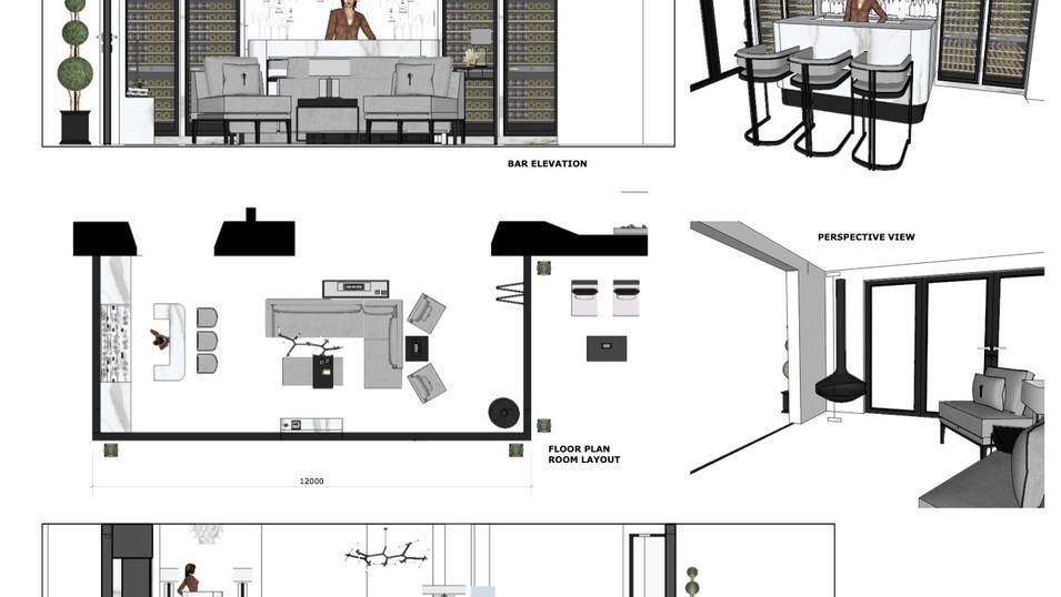residential interior design jersey