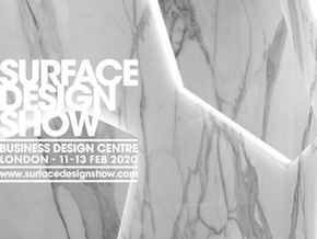 The Surface Design Show - for architects and interior designers, London
