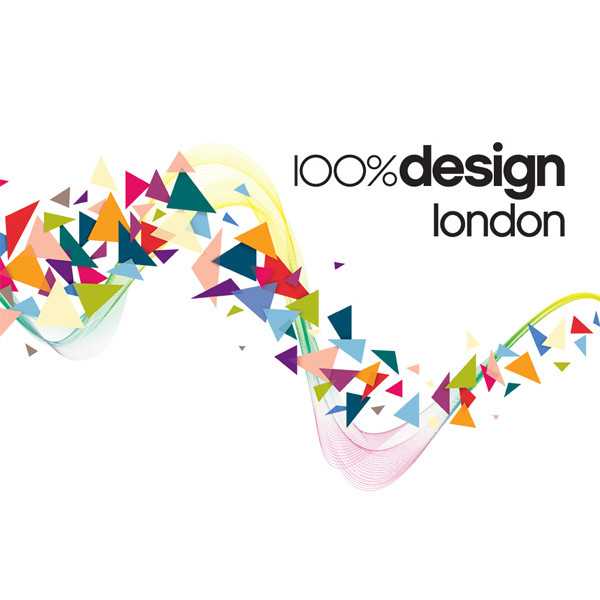 100% Design, London 2015