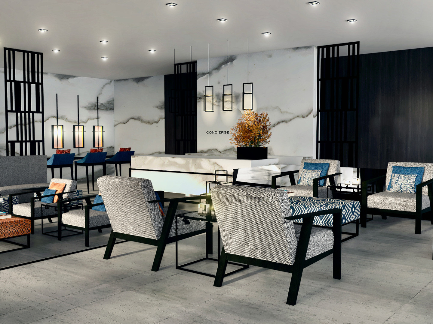 Hotel and Restaurant Interior Designers in Jersey