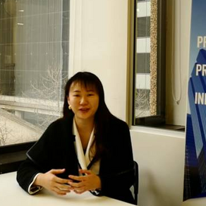 MONICA LI: CONFIDENCE IS THE KEY POINT TO FIND A FULL TIME JOB