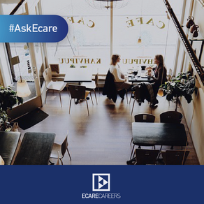 AskEcare | 如何在咖啡馆面试networking?
