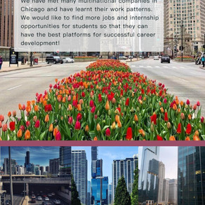 Chicago | Employer Visiting Day