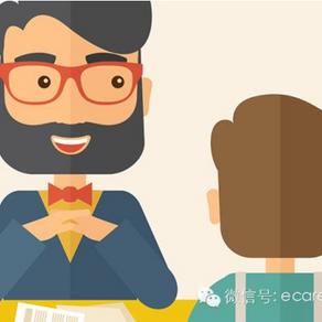 【导师说💬职场攻略】面试中常见的错误肢体语言
