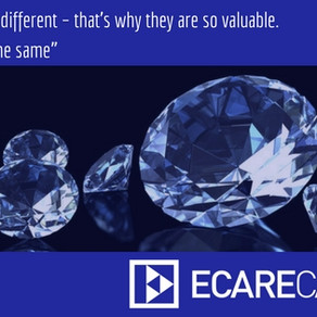 EVERY DIAMOND IS DIFFERENT – THAT'S WHY THEY ARE SO VALUABLE.