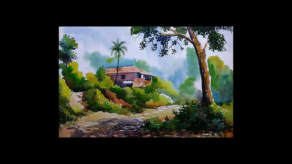Village 2 - Landscape