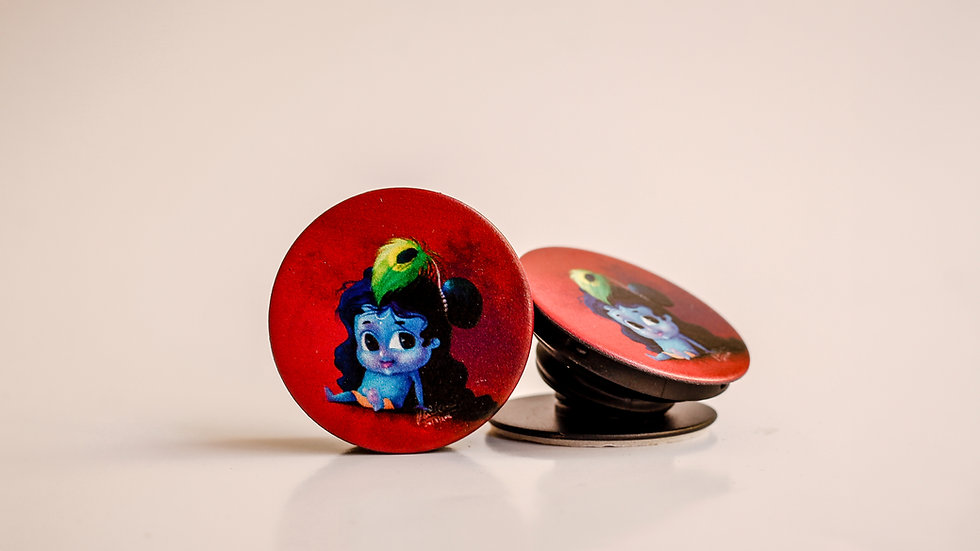 Krishna - Pop holder