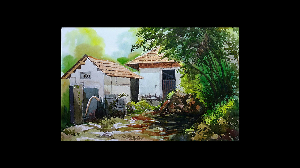 Village 1 - Landscape