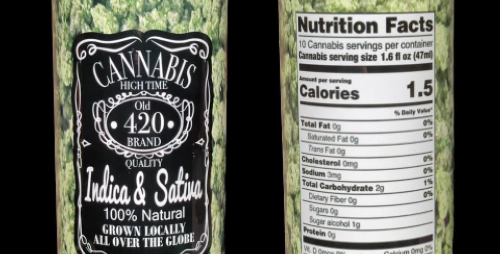 Cannabis Jar Tumbler