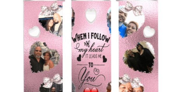 When I follow My Heart It Leads To You | Pumpkins Kreations
