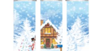 Winter Wonderland Tumbler