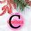 Thumbnail: Personalized Glitter ornaments