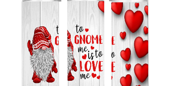 To Gnome me is to love me   Pumpkins Kreations