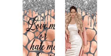Love Me or Hate Me I'm Still Gonna Shine | Pumpkins Kreations