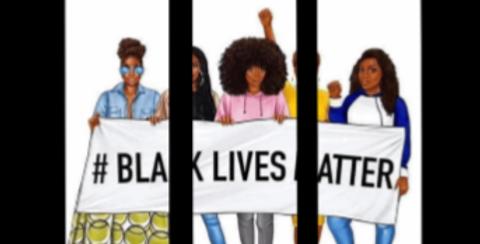Black Lives Matter Tumbler   Pumpkins Kreations