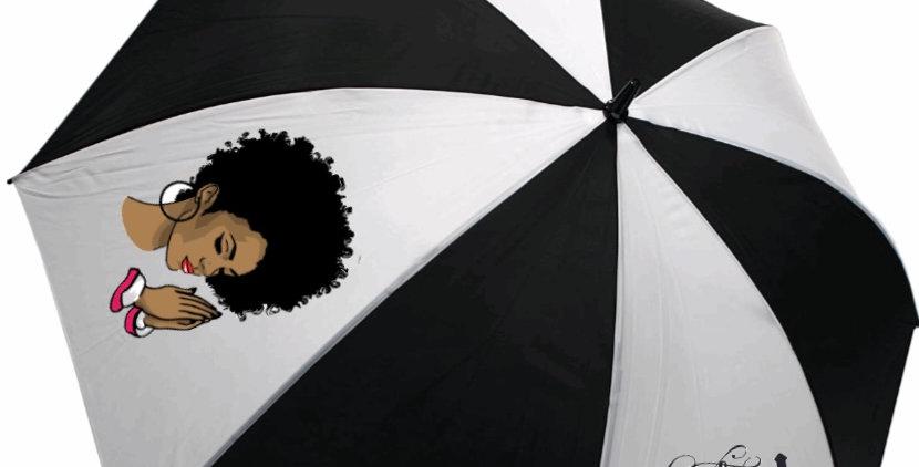 Faith Hope Love Umbrella