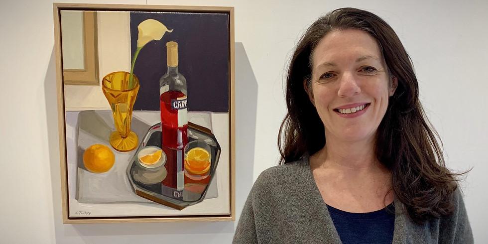 Carla Tucker - Meet the Artist