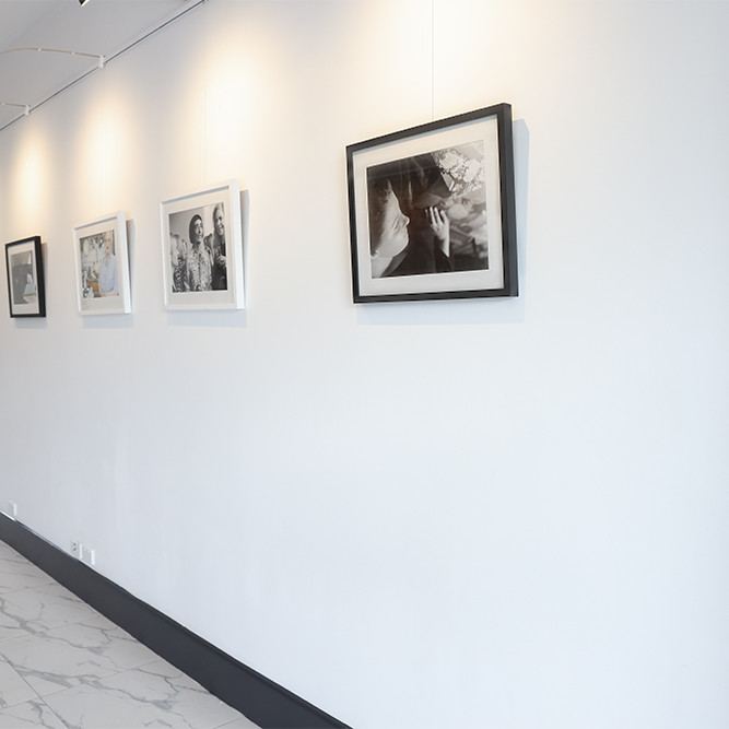 Feature Exhibition - Watch this space