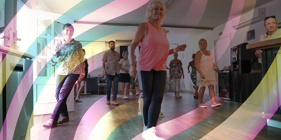 Northern Soul Dance General Workshop