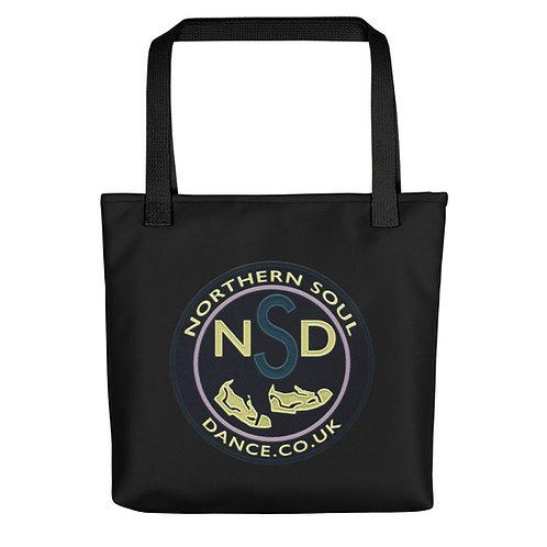Northern Soul Dance Logo Tote Bag