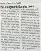 La Tribune - 29/04/2021