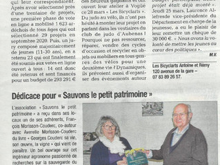 La Tribune - 1er avril 2021