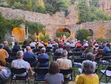 21/07: Concert Didjeridoo par Zalem au Château