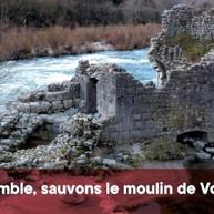 L'appel du Moulin par Sauvons le petit patrimoine