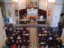 Les Cordes en ballade le 13/07/2021 dans l'église du village