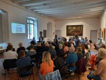 01 et 02/10 : Conférence sur l'Art Aborigène au Château