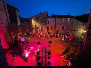 26/06: Nuit Romantique au village