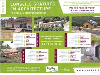 CAUE : Conseils gratuits en architecture