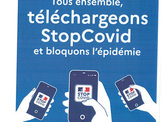 Application StopCovid