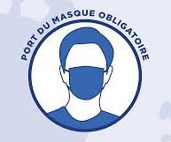 Port du masque obligatoire dans tout le département jusqu'au 1er juin