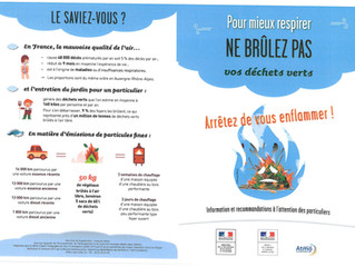 Rappel des règles d'emploi du feu en Ardèche