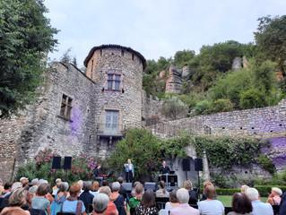 17/06: Lecture musicale au Château