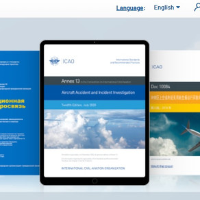 ICAO makes a bold move, but very welcome!