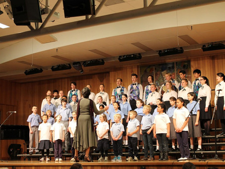 Surprising benefits from singing in a choir