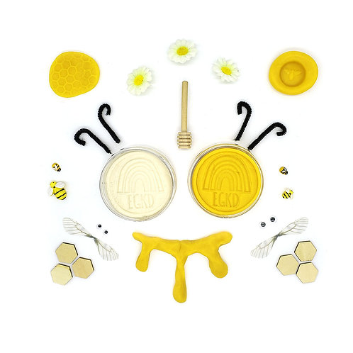 GF Honey Bee Mini Kit (Full Size Dough and Play Pieces)