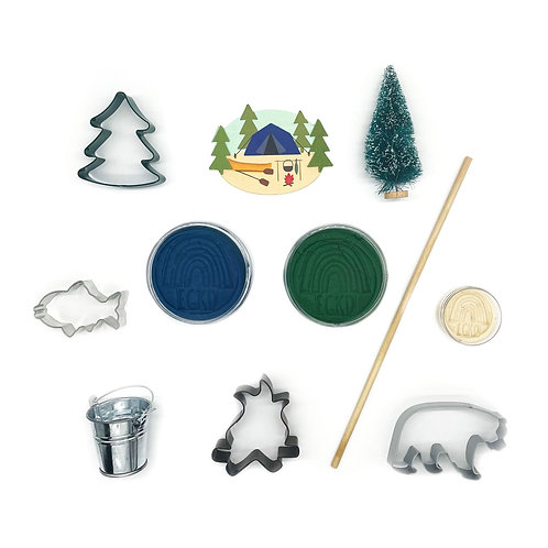 Camping All Ages-Toddler Friendly Kit of the Month